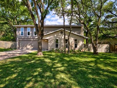 Travis County, Williamson County Single Family Home Pending - Taking Backups: 12025 Cabana Ln