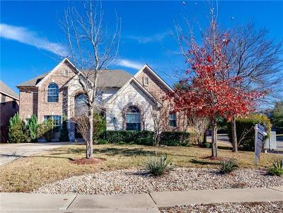 Manor Single Family Home For Sale: 11217 Terrace Meadow Way
