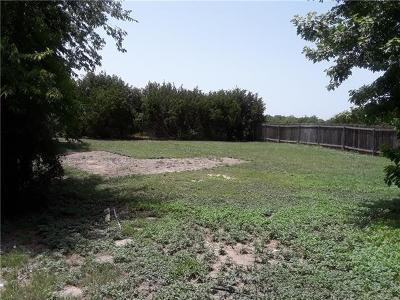Georgetown Residential Lots & Land For Sale: 2403 Smith Branch Blvd