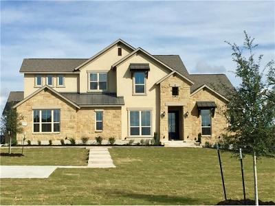 Leander Single Family Home For Sale: 608 Brave Face