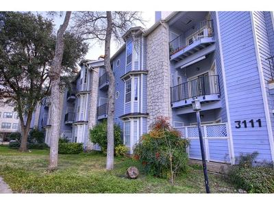Condo/Townhouse Pending - Taking Backups: 3111 Tom Green St #105