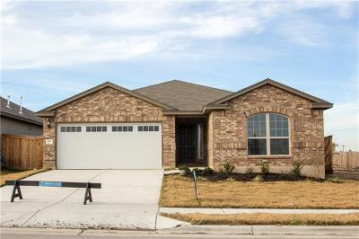 San Marcos Single Family Home For Sale: 112 Sage Meadows Dr