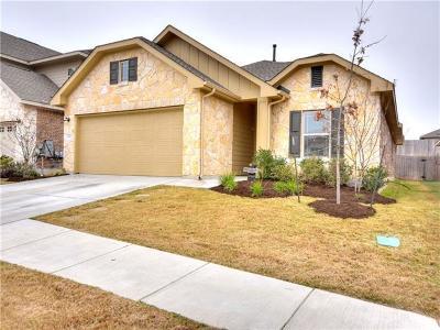 Pflugerville Single Family Home For Sale: 13902 Stripling Ln