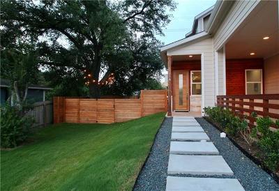 Austin Condo/Townhouse For Sale: 1705 Elmira Rd #A