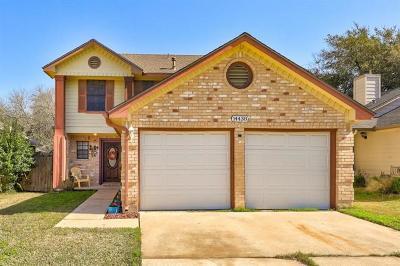 Austin Single Family Home For Sale: 14438 Robert I Walker Blvd