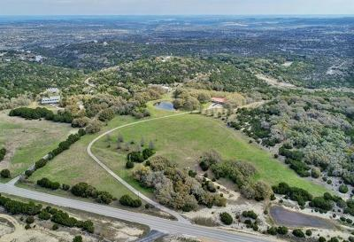 Dripping Springs Farm For Sale: 20300 Hamilton Pool Rd