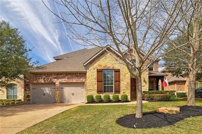 Round Rock Single Family Home Pending - Taking Backups: 3591 Alexandrite Way