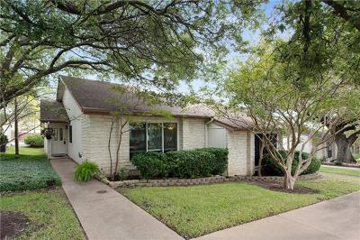 Hays County, Travis County, Williamson County Condo/Townhouse For Sale: 8835 Honeysuckle Trl