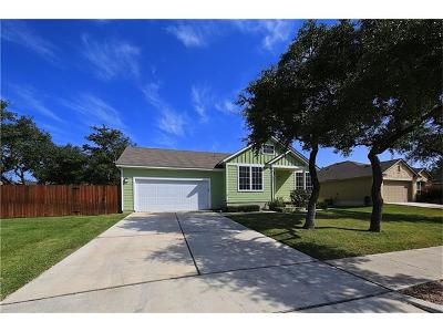 San Marcos Single Family Home For Sale: 2046 Ridge View Dr