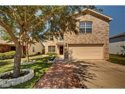 Buda Single Family Home For Sale: 1049 Shadow Creek Blvd