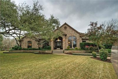 Round Rock Single Family Home Pending - Taking Backups: 33 Wilderness Way