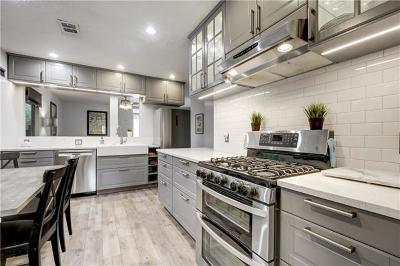 Austin Single Family Home Pending - Taking Backups: 201 La Vista St
