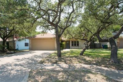 Cedar Park Single Family Home For Sale: 709 Russet Valley Dr