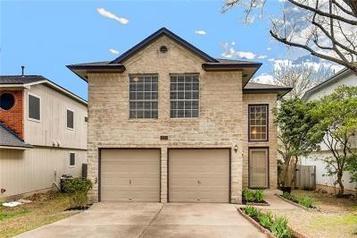 Round Rock Single Family Home For Sale: 1213 Garden Path Dr
