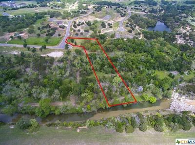 Williamson County Residential Lots & Land For Sale: 708 Buffalo Trl
