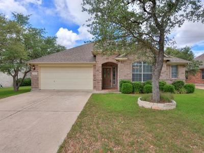 Cedar Park Single Family Home For Sale: 405 Silent Spring Dr