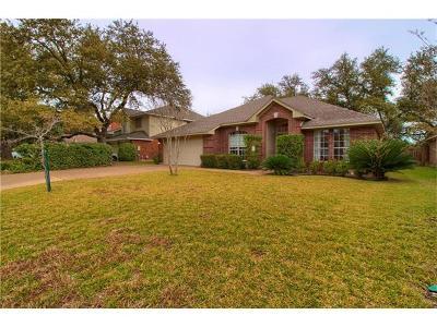 Austin Single Family Home Pending - Taking Backups: 11104 Crossland Dr