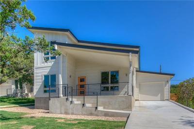 Austin Single Family Home For Sale: 3009 Chisholm Trl