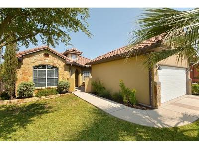 Austin Single Family Home For Sale: 5512 Toscana Ave