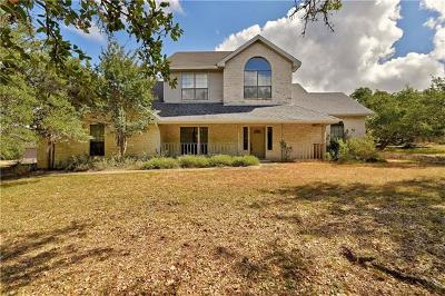 Dripping Springs Single Family Home For Sale: 1012 Oak Meadow Dr