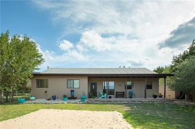 Dripping Springs Single Family Home Coming Soon: 10936 West Cave Blvd