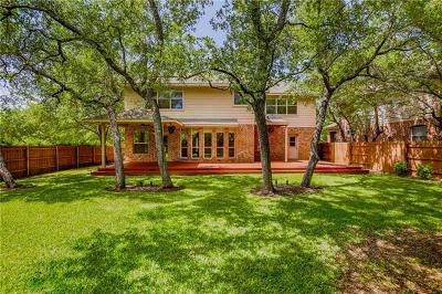 Austin Single Family Home Pending - Taking Backups: 3401 Halsell Ct