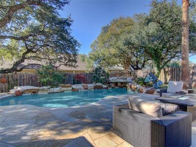 Lakeway Single Family Home For Sale: 107 Vinca Dr