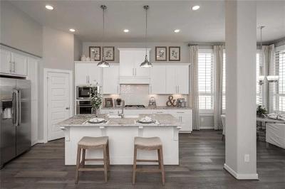 Leander Single Family Home For Sale: 1228 Siena Sunset Road