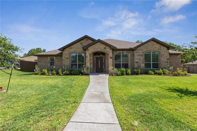 Belton Single Family Home For Sale: 860 Ridgeoak Dr