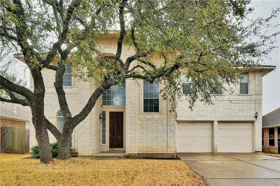 Cedar Park Single Family Home For Sale: 916 Shannon Meadow Trl