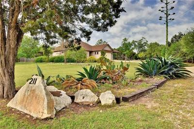 Dripping Springs Single Family Home For Sale: 211 River Run