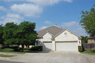 Austin Single Family Home Pending - Taking Backups: 11433 Dona Villa Dr
