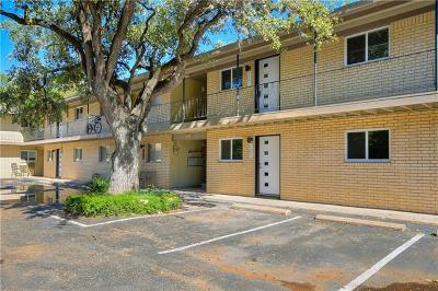Travis County Condo/Townhouse Pending - Taking Backups: 1300 Newning Ave #204