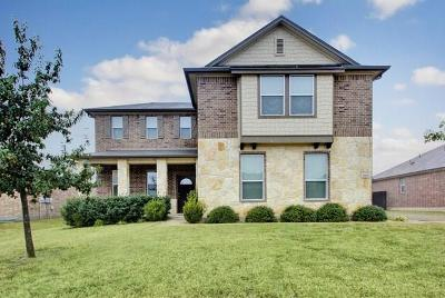 Pflugerville Single Family Home For Sale: 18809 Star Gazer Way