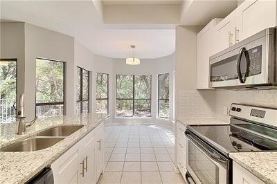 Travis County Condo/Townhouse For Sale: 4711 Spicewood Springs Rd #124