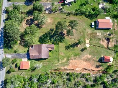 Bastrop Single Family Home Pending - Taking Backups: 176 Green Acres Loop