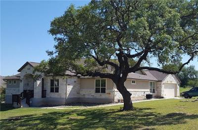 New Braunfels Single Family Home For Sale: 214 Oak Pointe