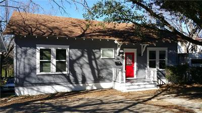 Single Family Home Pending - Taking Backups: 2806 San Pedro St