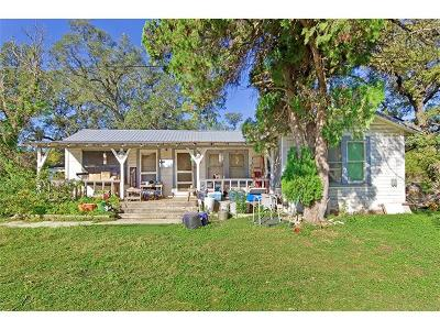 Single Family Home Pending - Taking Backups: 6201 N Highway 183