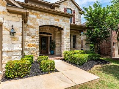 Pflugerville Single Family Home For Sale: 2816 Canyon Valley Run