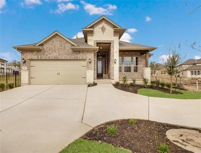 Leander Single Family Home For Sale: 1832 Monopoly Path