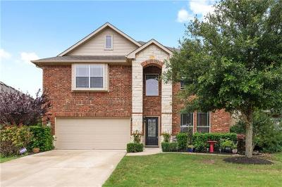 Leander Single Family Home For Sale: 2009 Granite Springs Rd