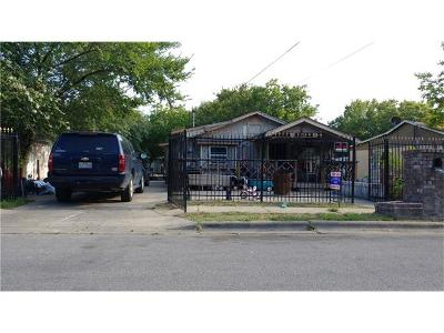 Austin Single Family Home For Sale: 6813 Porter St