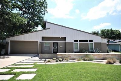 Austin Rental For Rent: 2609 Oakhaven Dr