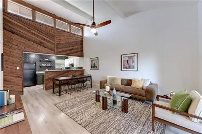 Austin Condo/Townhouse For Sale: 8617 Putnam Dr #D
