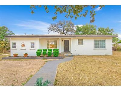 Leander Single Family Home For Sale: 14200 Fm 2243