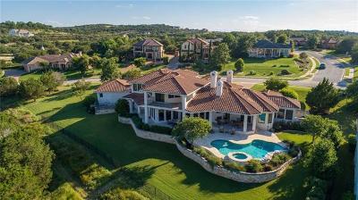 Austin Single Family Home For Sale: 504 Golden Bear Dr
