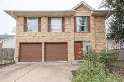 Travis County Single Family Home For Sale: 2305 N Shields Dr