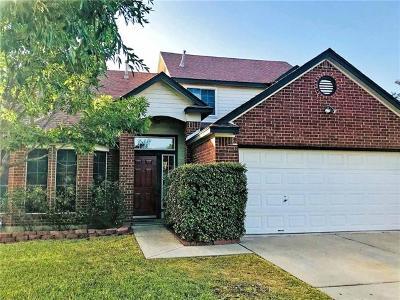 Lockhart Single Family Home For Sale: 213 Sunshadow Dr
