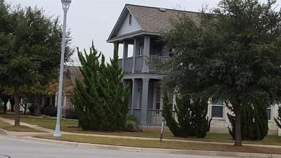 Cedar Park Single Family Home For Sale: 500 Brazos Bend Dr